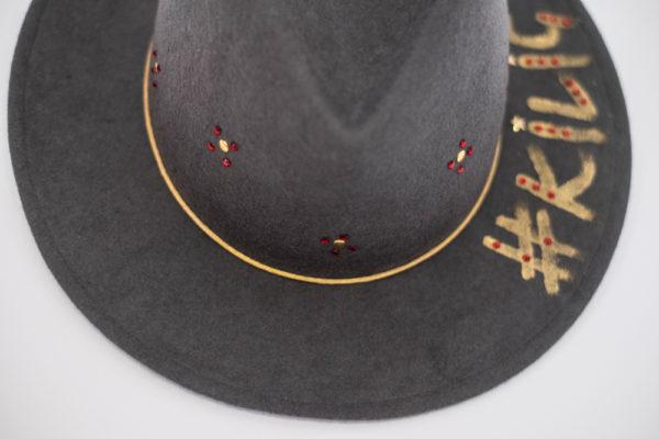 accesorios colección invierno cocolebrel pintado a mano